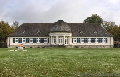 Парковый дворец