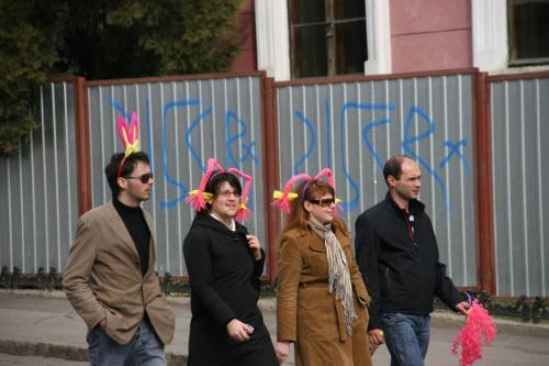 Humorina in Odessa