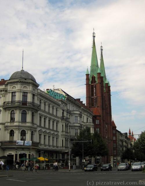 Церква Святого Боніфація в Берліні