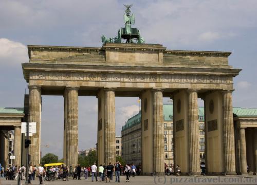 Бранденбурзькі ворота