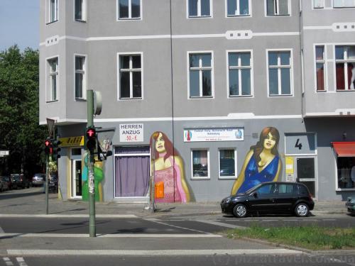 Район Кройцберг у Берліні