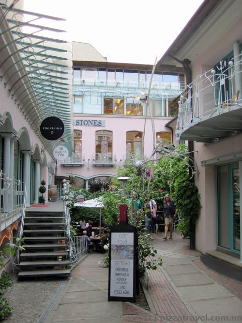 Хакські двори у Берліні