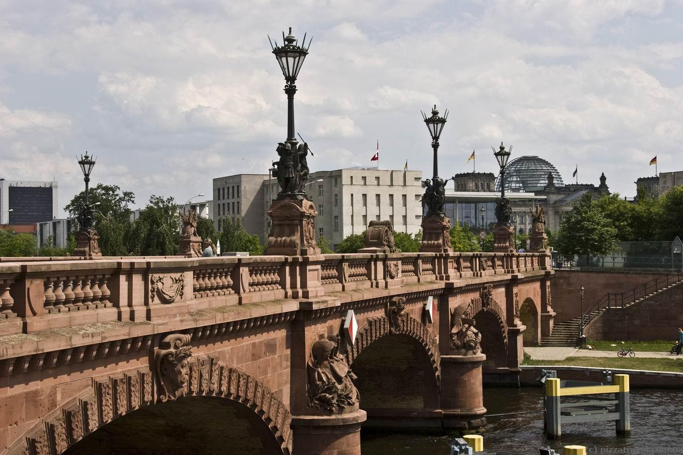 Берлін - Німеччина - Блог про цікаві місця