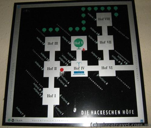 План Хакських дворів