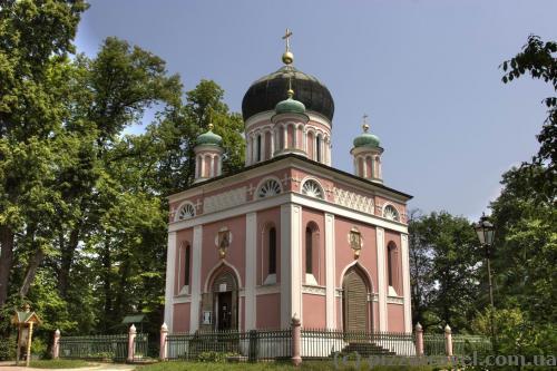 Олександро-Невська церква
