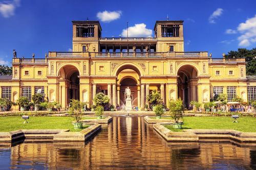 Оранжерейний палац у Потсдамі