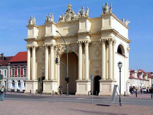 Potsdam's Brandenburg Gate