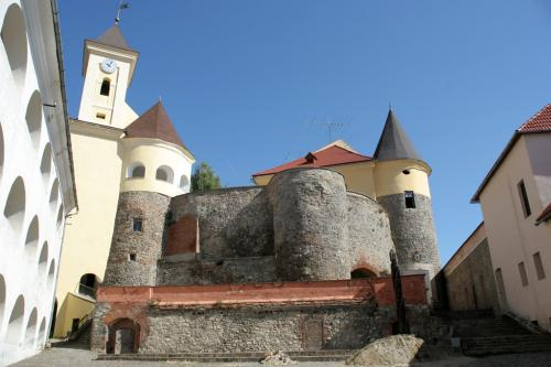 Palanok Castle in Mukacheve