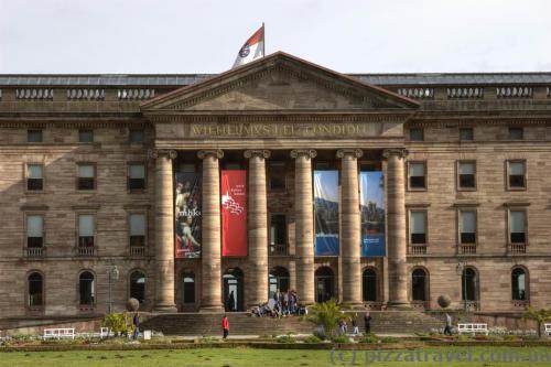 Wilhelmshoehe Palace