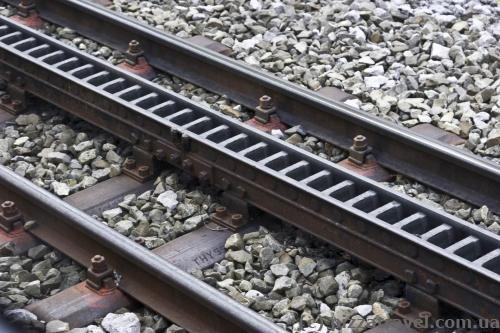 Колея зубчатого поезда на гору Цугшпитце