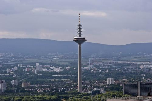 Телебашня Франкфурта