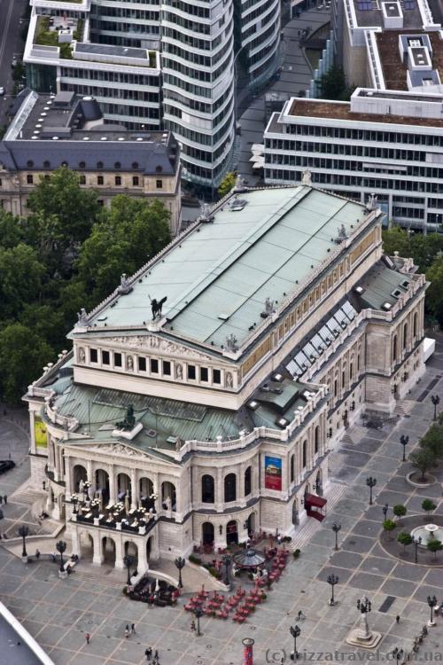 Стара опера у Франкфурті