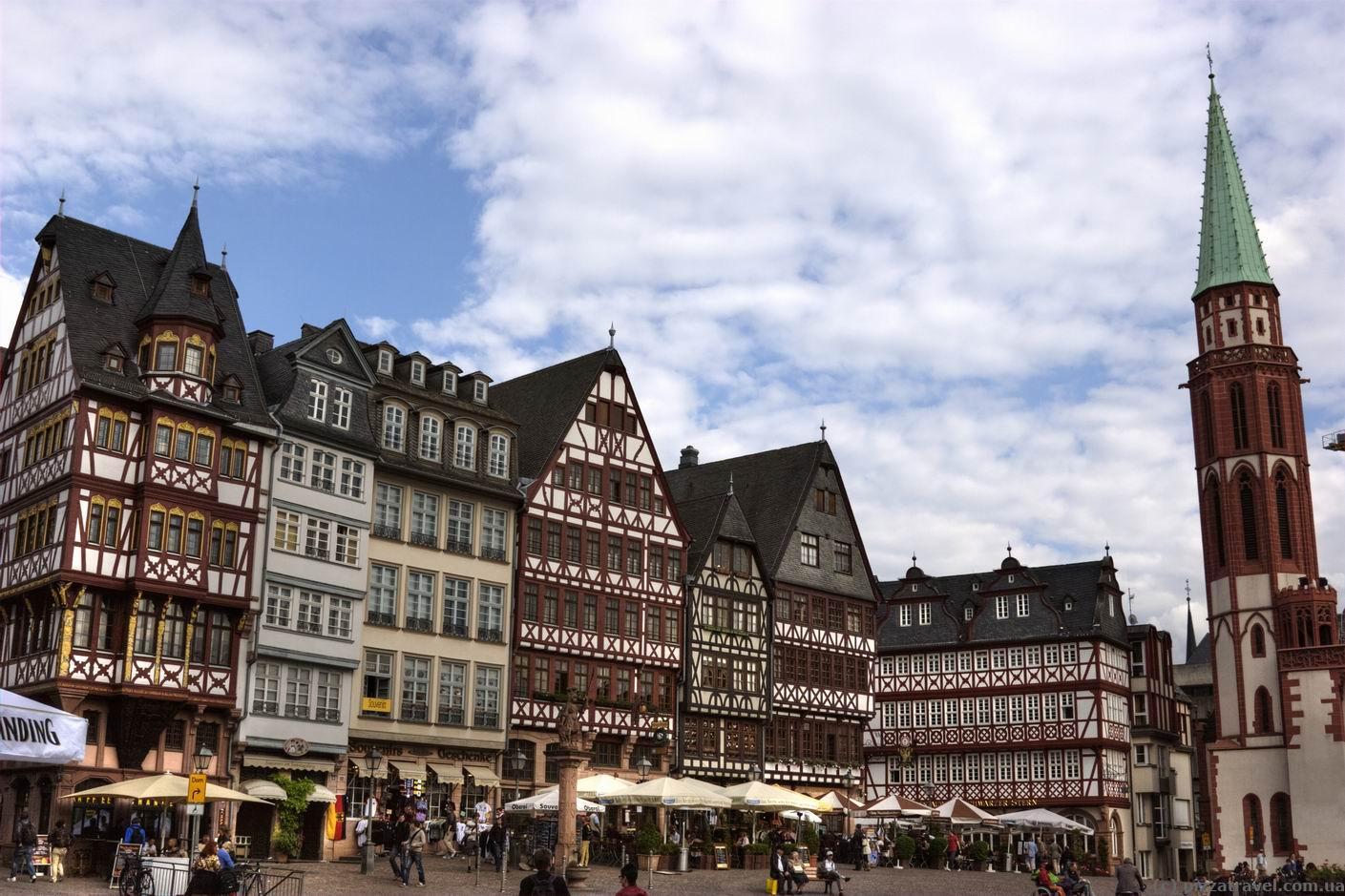 франкфурт-на-майне фото города
