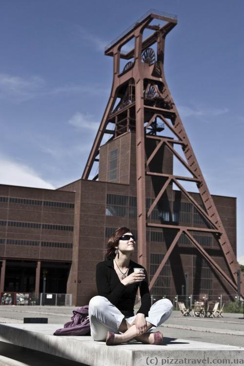 Zollverein mine