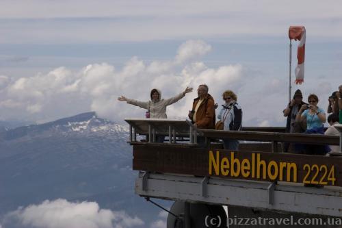 Mount Nebelhorn