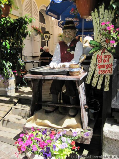 Ресторан в Баден-Бадене