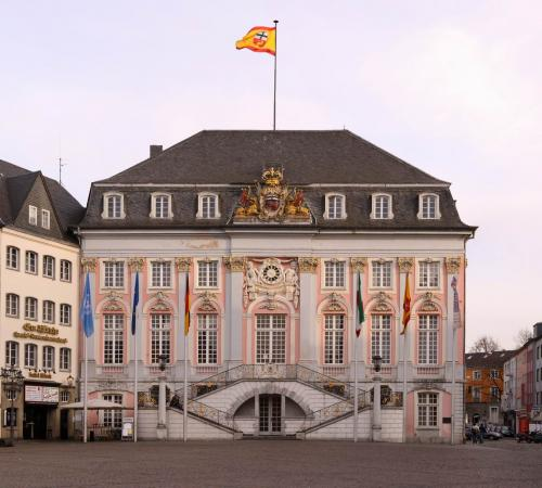 Old City Hall in Bonn