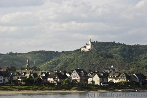 Крепость Марксбург