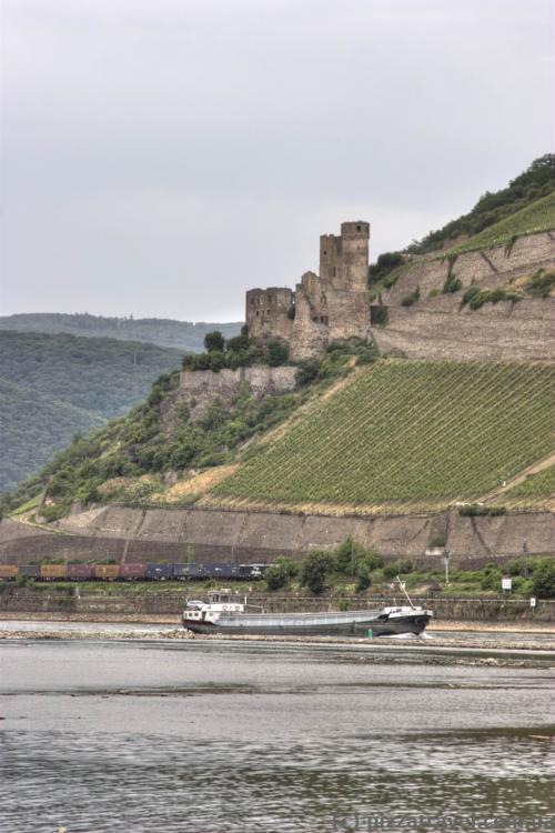 Замок Еренфельс