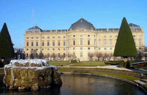 Вюрцбургская епископская резиденция