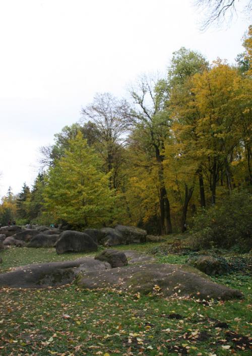 Sofiyivka Arboretum in Uman