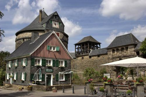 Замок Бург