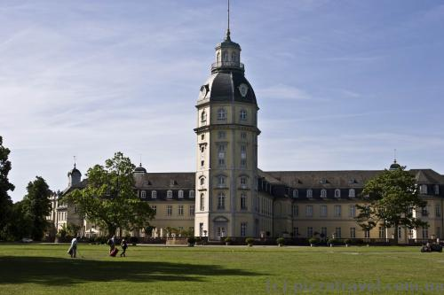 Дворец Карлсруэ