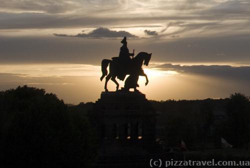 Статуя кайзера Вільгельма I