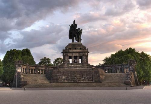 Statue of Kaiser Wilhelm I