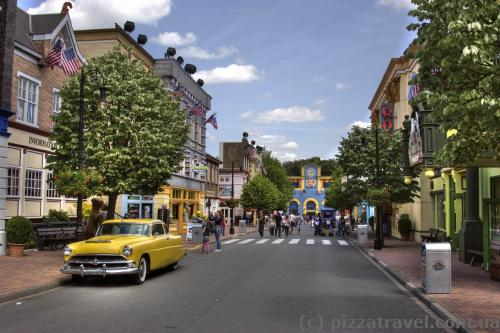 Movie Park in Bottrop