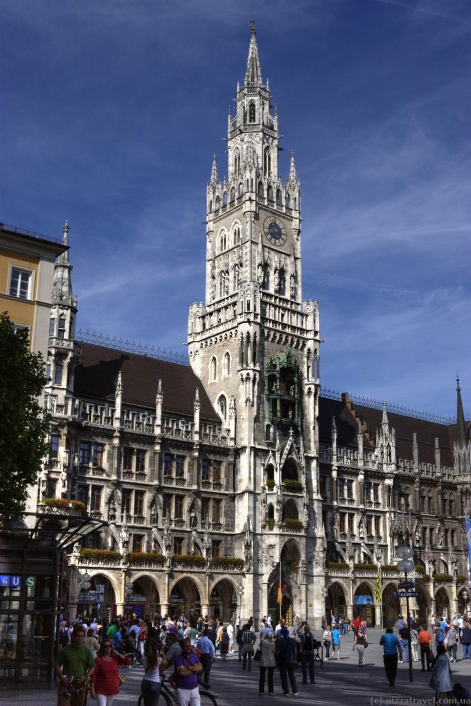 Мюнхен - Німеччина - Блог про цікаві місця