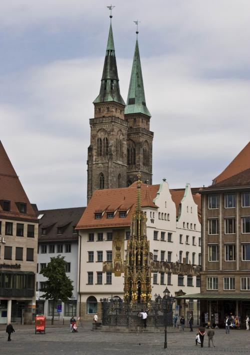 Church of St. Sebald in Nuremberg