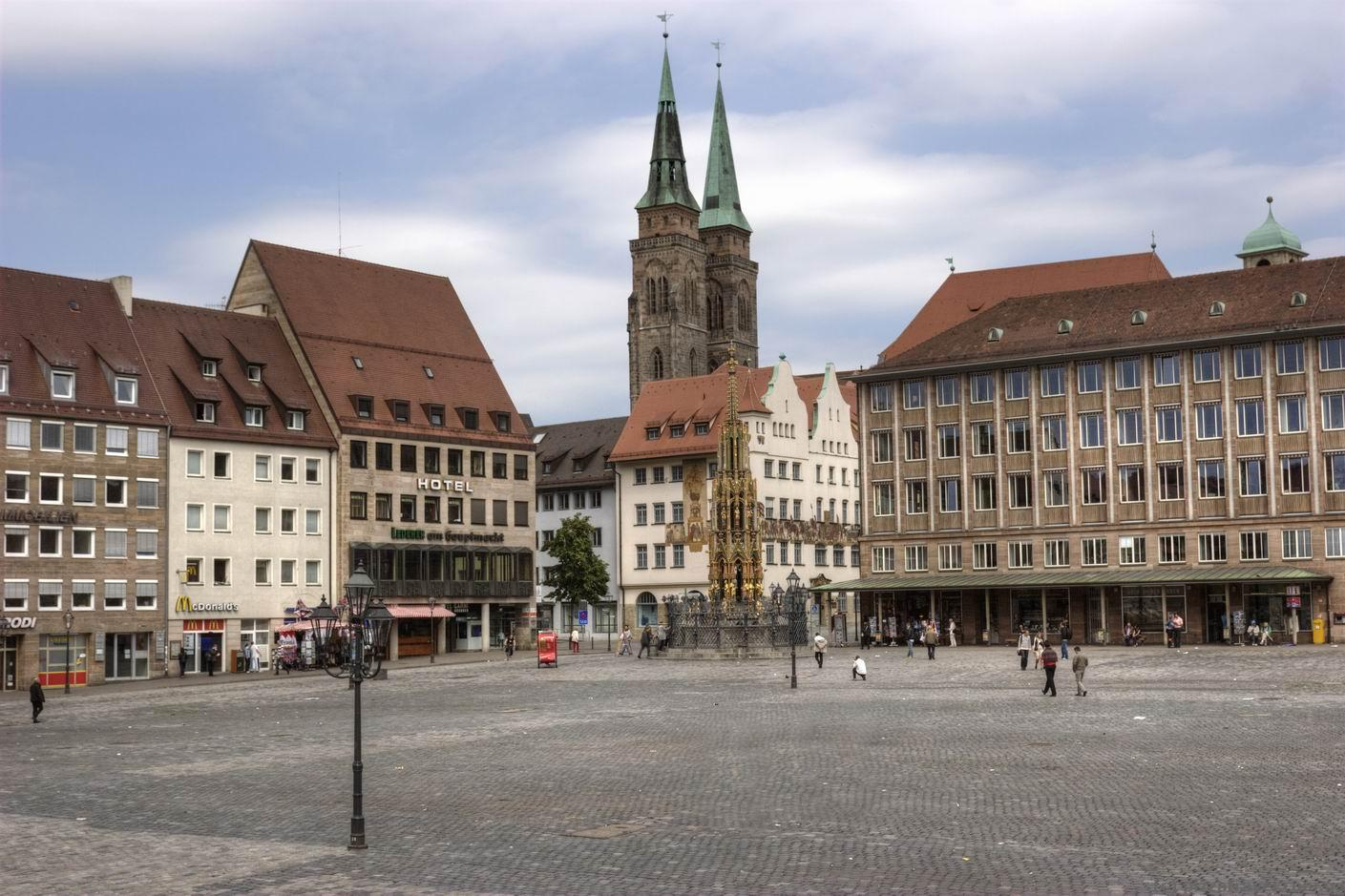 Nuremberg Germany Blog about interesting places