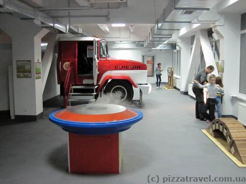 Експериментаніум у Києві