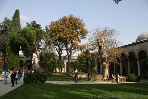 Дворец Топкапи