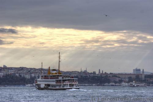 Ferries in Istanbul