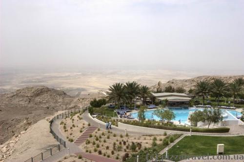 Отель Mercure на горе Джебель Хафит
