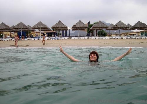 Пляж на Фуджейре