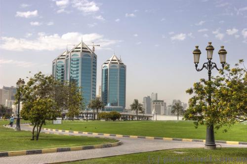 Площадь Al Ittihad