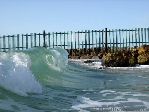 Живописный морской пейзаж :)