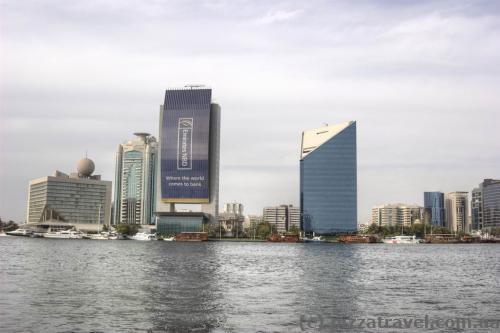 Район Дубай Крик