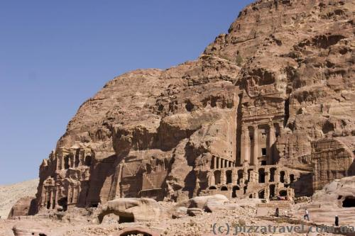 Tombs in Petra
