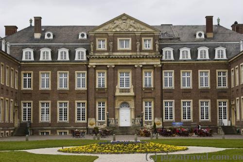 Дворец в Нордкирхене