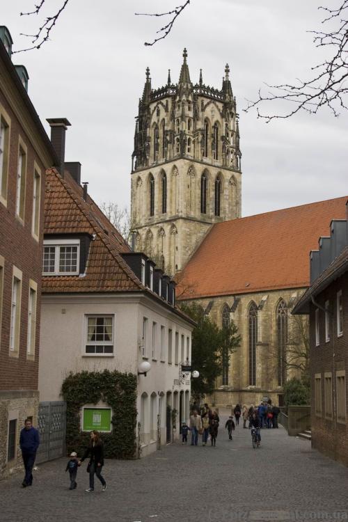 Церковь Ueberwasserkirche