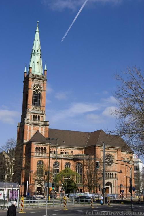 Церковь Cв. Иоанна (Johanneskirche)