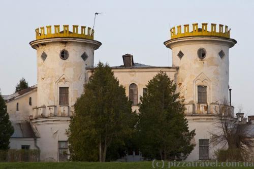 Дворец Румянцева-Задунайского