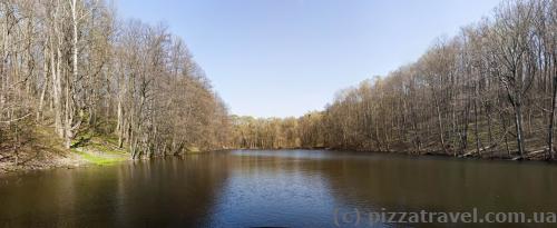Mezyn National Nature Park