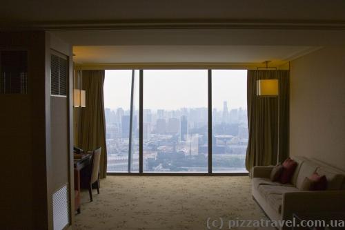Клубный номер отеля Marina Bay Sands