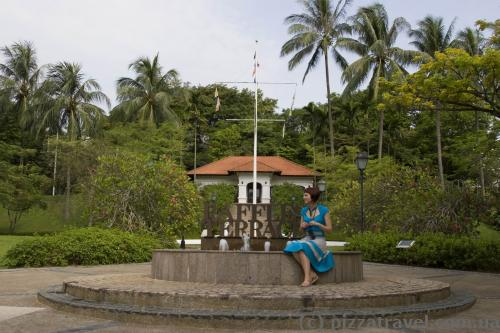 Another place named in honor of Stamford Raffles
