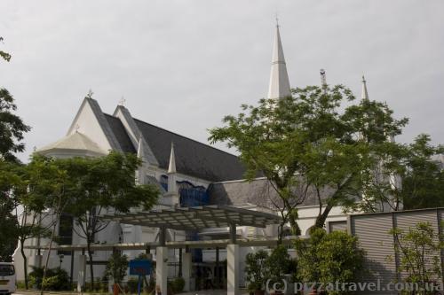 Церковь святого Андрея